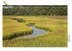 Golden Marsh Carry-all Pouch