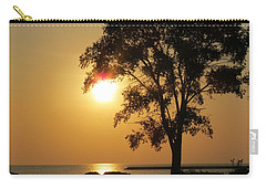 Golden Morning Carry-all Pouch by Kay Novy