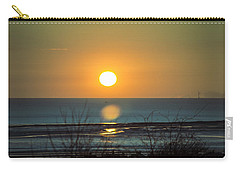 Golden Orb Carry-all Pouch by Spikey Mouse Photography
