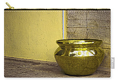 Golden Pot Carry-all Pouch