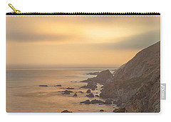 Golden Seashore Carry-all Pouch by Jonathan Nguyen
