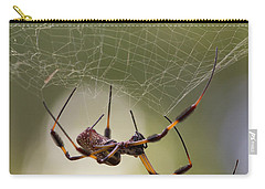Golden-silk Spider Carry-all Pouch