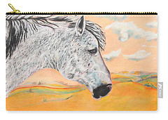 Golden Sky Carry-all Pouch by Jeanne Fischer