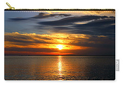 Golden Sun Carry-all Pouch by Faith Williams