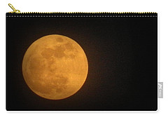 Golden Super Moon Carry-all Pouch