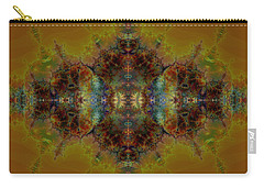 Golden Tapestry Carry-all Pouch