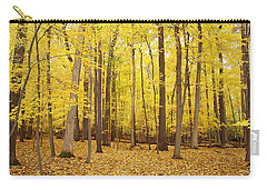 Golden Woods Carry-all Pouch