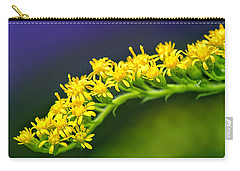 Goldenrod Stem Carry-all Pouch