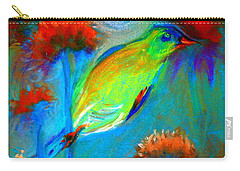 Goldfinch Carry-all Pouch