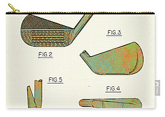 Golf Club Patent-1989 Carry-all Pouch