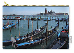 Gondola's - Grand Canal - Venice Carry-all Pouch