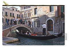 Gondola Ride - Venice - Italy Carry-all Pouch
