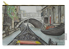 Gondola Venice Italy Carry-all Pouch