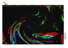 Carry-all Pouch featuring the photograph Good Feelings by Mike Breau