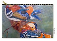 Good Luck Mandarins Carry-all Pouch