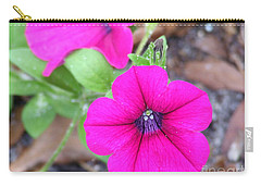 Carry-all Pouch featuring the photograph Good Morning by Andrea Anderegg
