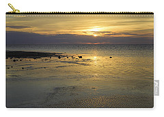 Good Morning Florida Keys V Carry-all Pouch by Fran Gallogly