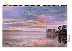 Carry-all Pouch featuring the photograph Good Morning by Lisa Wooten