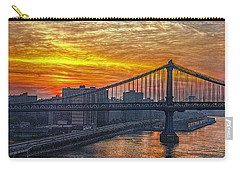 Good Morning New York Carry-all Pouch