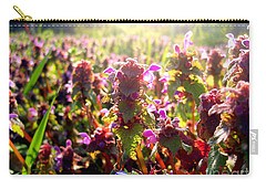 Good Morning Carry-all Pouch by Nina Ficur Feenan