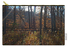 Carry-all Pouch featuring the photograph Good Morning by Pamela Clements