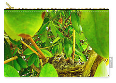 Good Morning Sunshine Carry-all Pouch by Robyn King