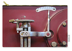 Carry-all Pouch featuring the photograph Good Old Fashioned Engineering ..part Two  by Lynn England