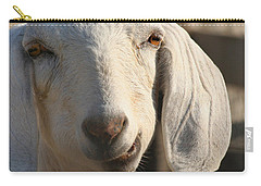 Goofy Goat Carry-all Pouch