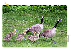 Goose Step Carry-all Pouch
