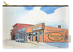 Gosport Indiana 1 Carry-all Pouch by Katherine Miller