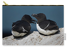 Gossip Mongers Carry-all Pouch by Brent L Ander