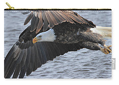 Carry-all Pouch featuring the photograph Got My Eye On You by Coby Cooper