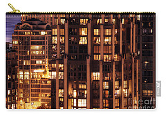 Carry-all Pouch featuring the photograph Gothic Living - Yaletown Ccclxxx by Amyn Nasser