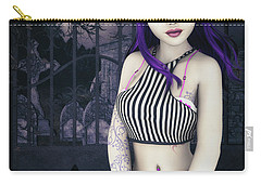Gothic Temptation Carry-all Pouch