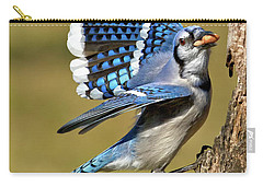 Gotta Go Carry-all Pouch by Bill Wakeley