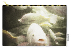 Carry-all Pouch featuring the photograph Gouramis by Bradley R Youngberg