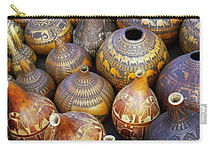 Gourds In Kenya Carry-all Pouch
