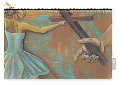 'grace Was Given' Carry-all Pouch