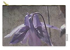 Graceful Lady Carry-all Pouch by Liz  Alderdice