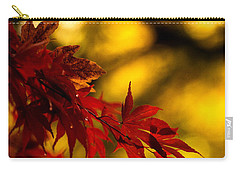 Graceful Leaves Carry-all Pouch