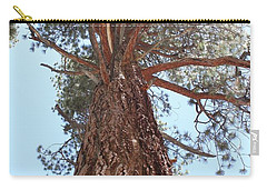 Carry-all Pouch featuring the photograph Graceful Tree by Amy Gallagher
