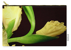 Gracefully Dawning Carry-all Pouch by Deborah  Crew-Johnson