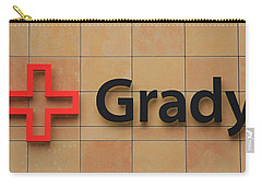 Grady Hospital Atlanta Georgia Art Carry-all Pouch