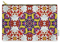 Graffito Kaleidoscope 40 Carry-all Pouch