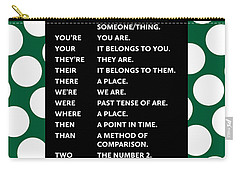 Grammar Rules Carry-all Pouch