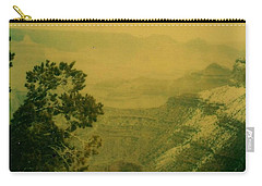 Carry-all Pouch featuring the photograph Grand Canyon by Amazing Photographs AKA Christian Wilson