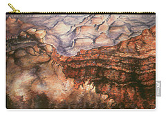 Grand Canyon Arizona - Landscape Art Painting Carry-all Pouch