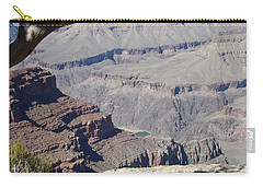 Carry-all Pouch featuring the photograph Grand Canyon by David S Reynolds
