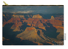 Carry-all Pouch featuring the photograph Grand Canyon by Rod Wiens