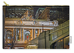 Grand Central Nocturnal Carry-all Pouch